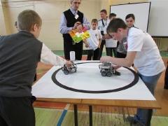 VI региональная олимпиада по робототехнике._18